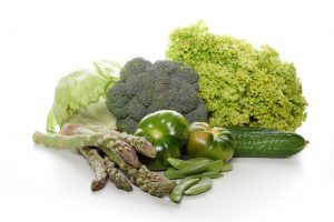 Close-up of vegetable composition